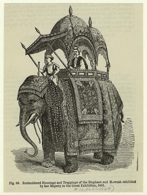 Embroidered housings and trappings of the elephan.jpg