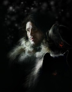 Jon_Snow_by_AniaEm