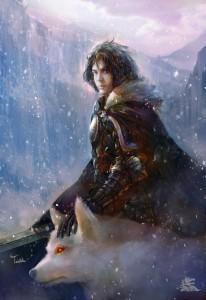 Jon_snow_by_teiiku