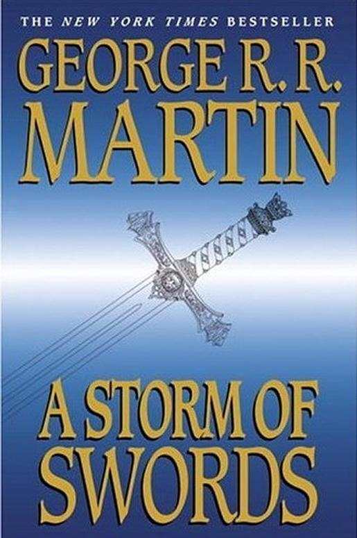 A Storm of Swords - George RR Martin